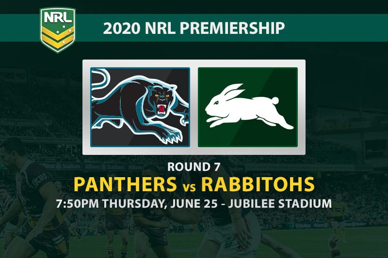 Panthers vs Rabbitohs NRL betting tips