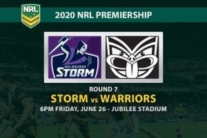 Storm vs Warriors NRL betting tips