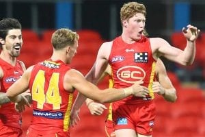 AFLRising Star betting odds - Matthew Rowell is favourite