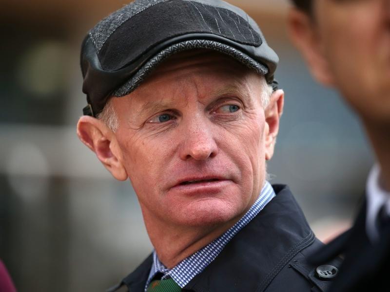 Trainer Phillip Stokes