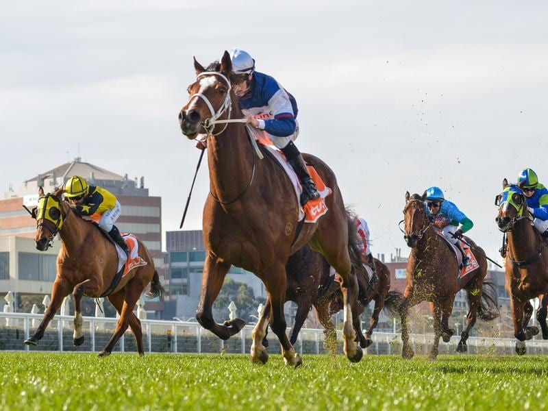 English import Skyman scores at Caulfield