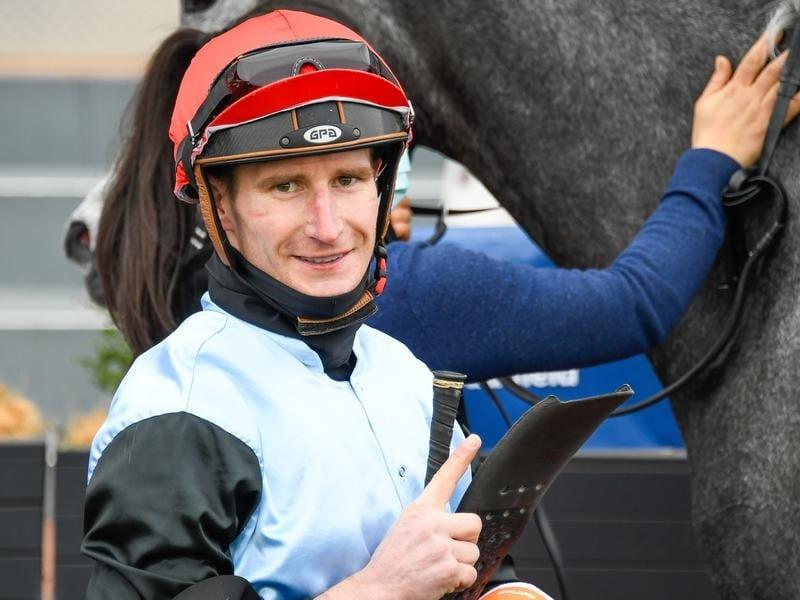 Jockey Daniel Stackhouse