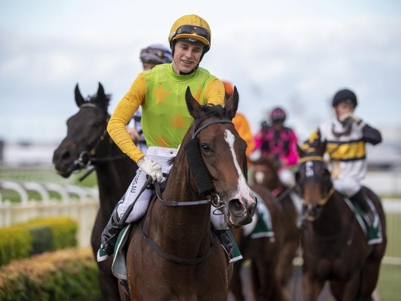 Queensland's leading jockey Baylee Nothdurft