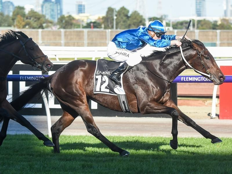 Oceanex wins The Andrew Ramsden at Flemington.