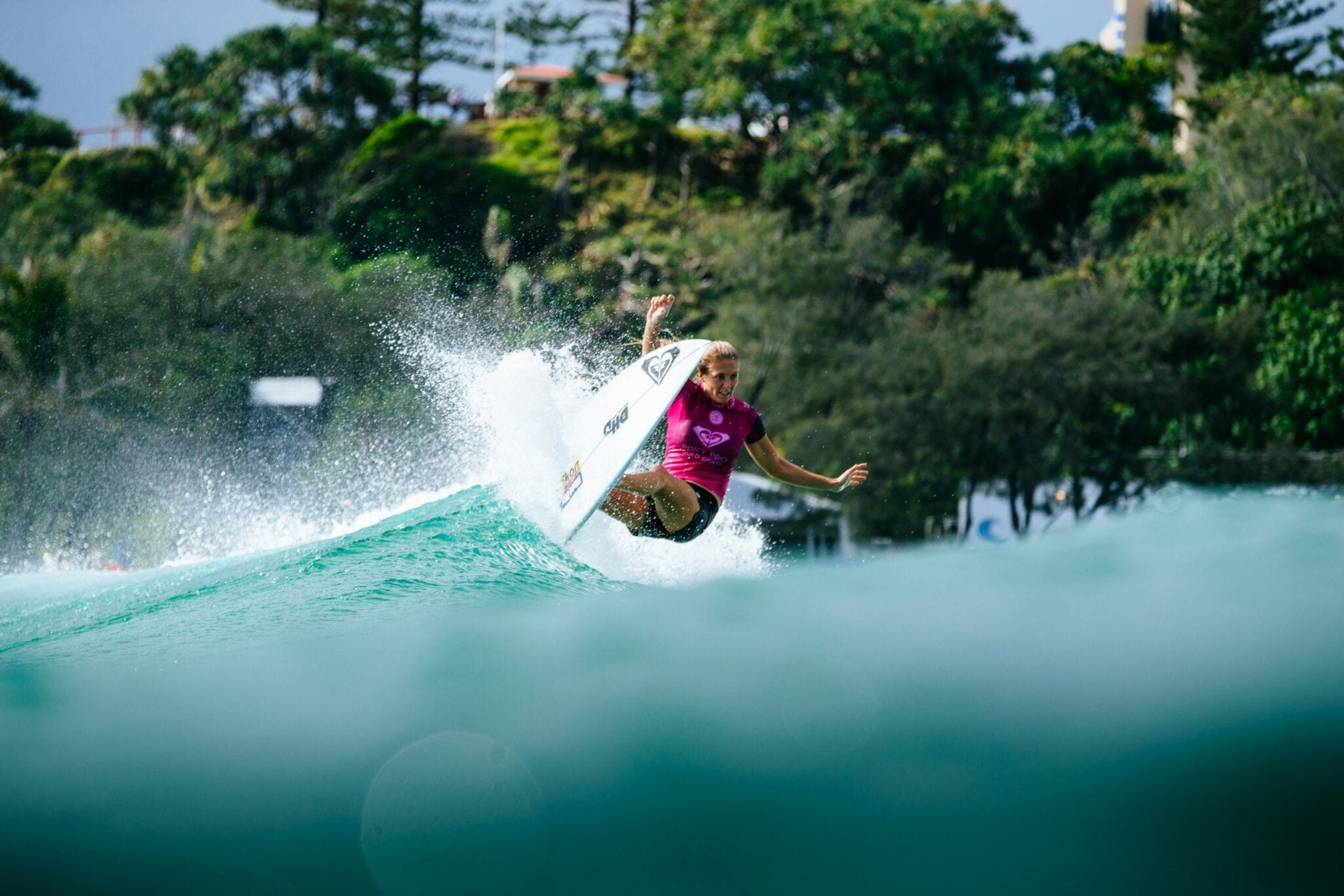 Steph Gilmore surfing news