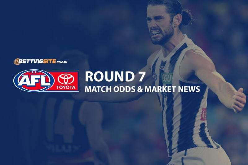 AFL betting odds
