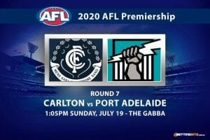 Blues vs Power AFL betting tips