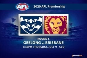 Cats vs Lions AFL betting tips