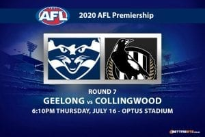Cats vs Magpies AFL betting tips