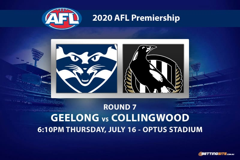 Geelong Vs Collingwood Betting Tips Afl 2020 Round 7