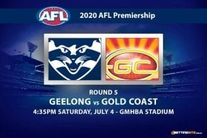 Geelong vs Gold Coast AFL betting tips