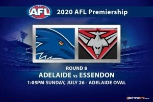 Crows vs Bombers AFL betting tips