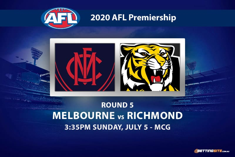 Demons vs Tigers AFL betting tips