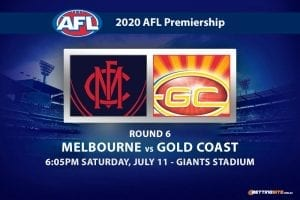 Demons vs Suns AFL betting tips