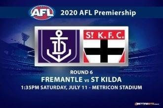Dockers vs Saints AFL betting tips