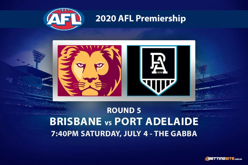 Lions vs Power AFL betting tips