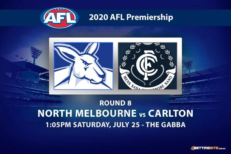 Kangaroos vs Blues AFL betting tips