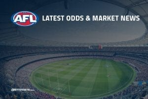 Latest AFL odds