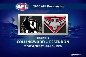 Magpies vs Bombers AFL betting tips