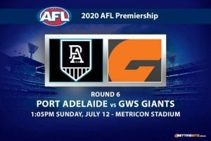 Power vs Giants AFL betting tips
