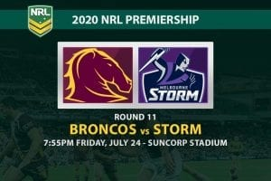 Broncos vs Storm NRL betting tips