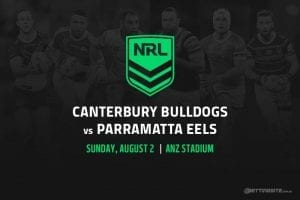 Bulldogs vs Eels NRL betting tips
