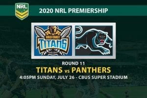 Titans vs Panthers NRL betting tips