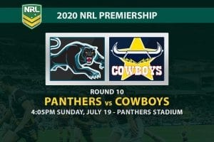 Penrith Panthers vs North Queensland Cowboys
