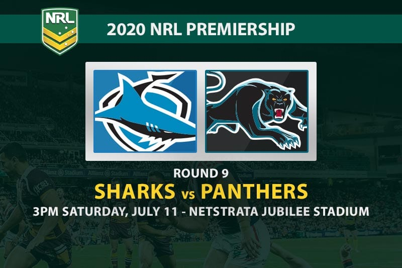 Sharks vs Panthers NRL betting tips