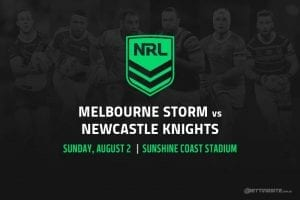 Storm vs Knights NRL betting tips
