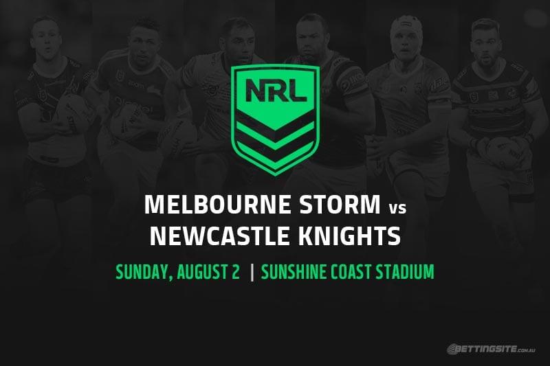 Storm vs Knights NRL betting tips