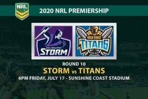 Storm vs Titans NRL betting tips