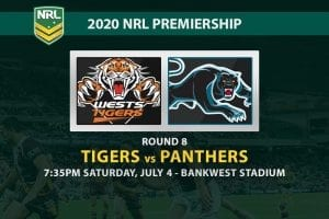Tigers vs Panthers NRL betting tips