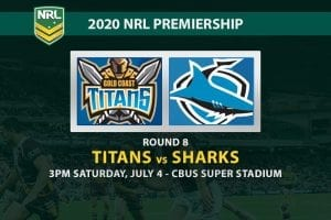 Titans vs Sharks NRL betting tips