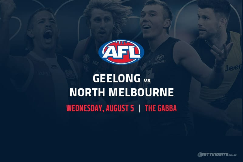 Cats vs Kangaroos AFL betting tips