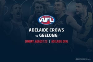 Crows vs Cats AFL betting tips