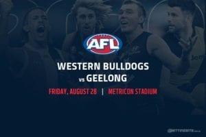 Bulldogs vs Cats AFL betting tips