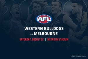 Bulldogs vs Demons AFL betting tips
