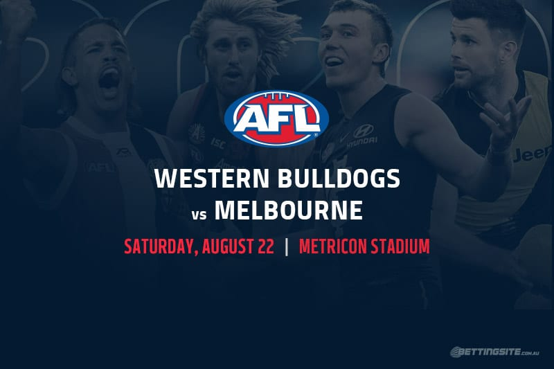 Bulldogs vs Demons AFL betting tips