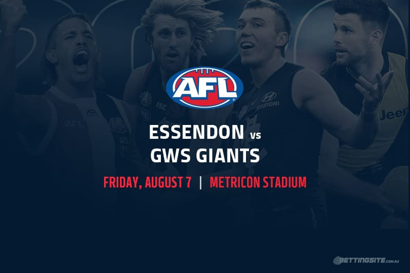 Afl round 10 2021 betting odds five card draw betting rules on baseball