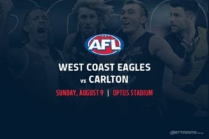 Eagles vs Blues AFL betting tips