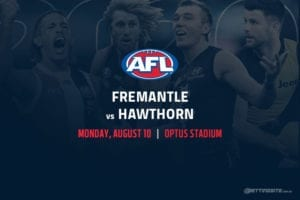 Dockers vs Hawks AFL betting tips