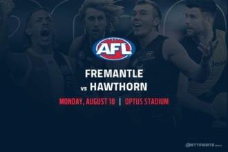 Dockers vs Hawks AFL betting tips