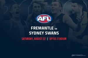 Dockers vs Swans AFL betting tips