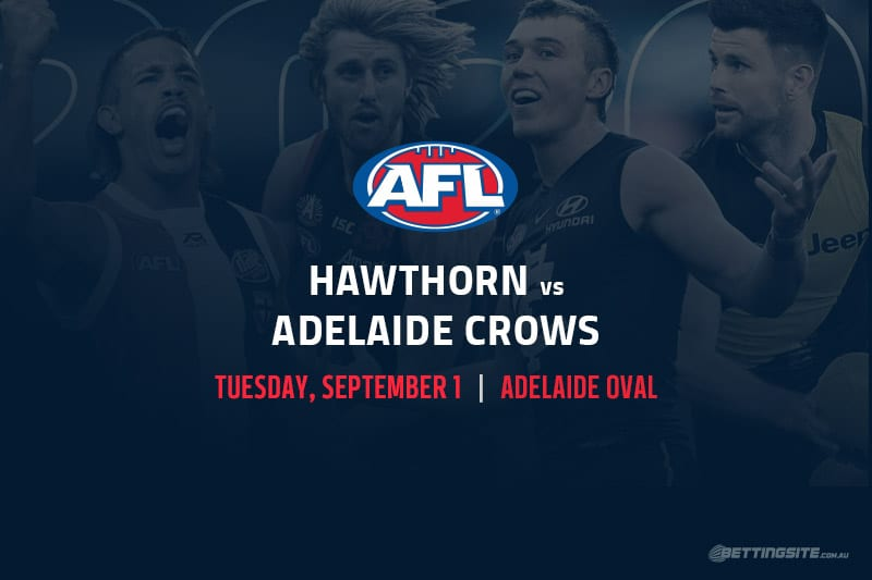 Hawks vs Crows AFL betting tips
