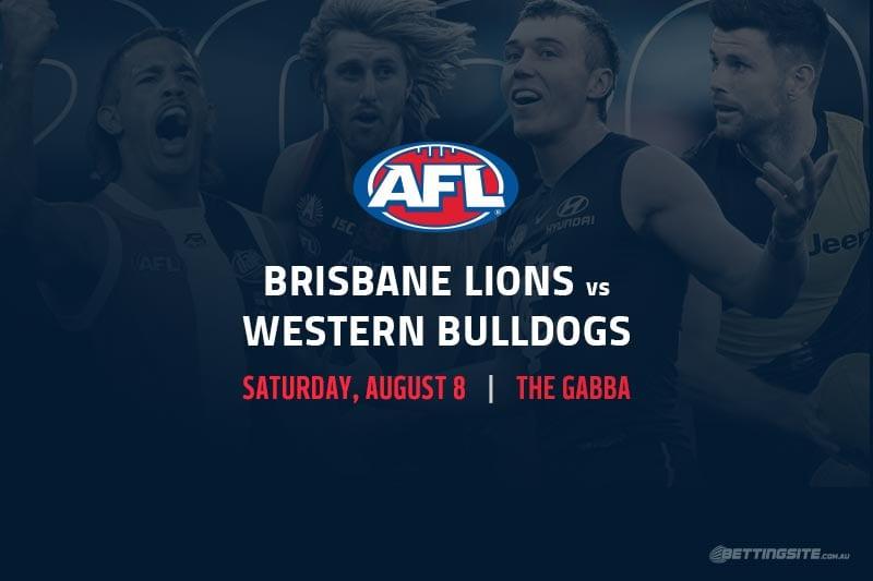 Lions vs Bulldogs AFL betting tips