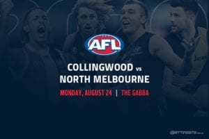 Pies vs Roos AFL betting tips