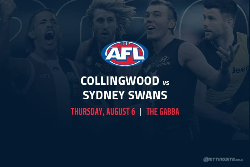 Magpies vs Swans AFL betting tips