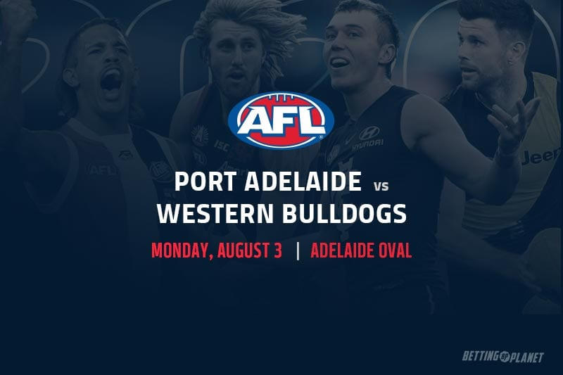 Power vs Bulldogs AFL betting tips