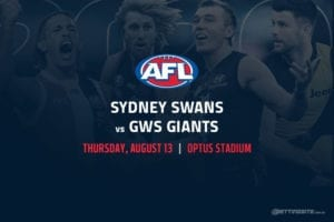 Sydney vs GWS AFL betting tips